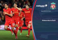 Watford Liverpool Post Match Infographic