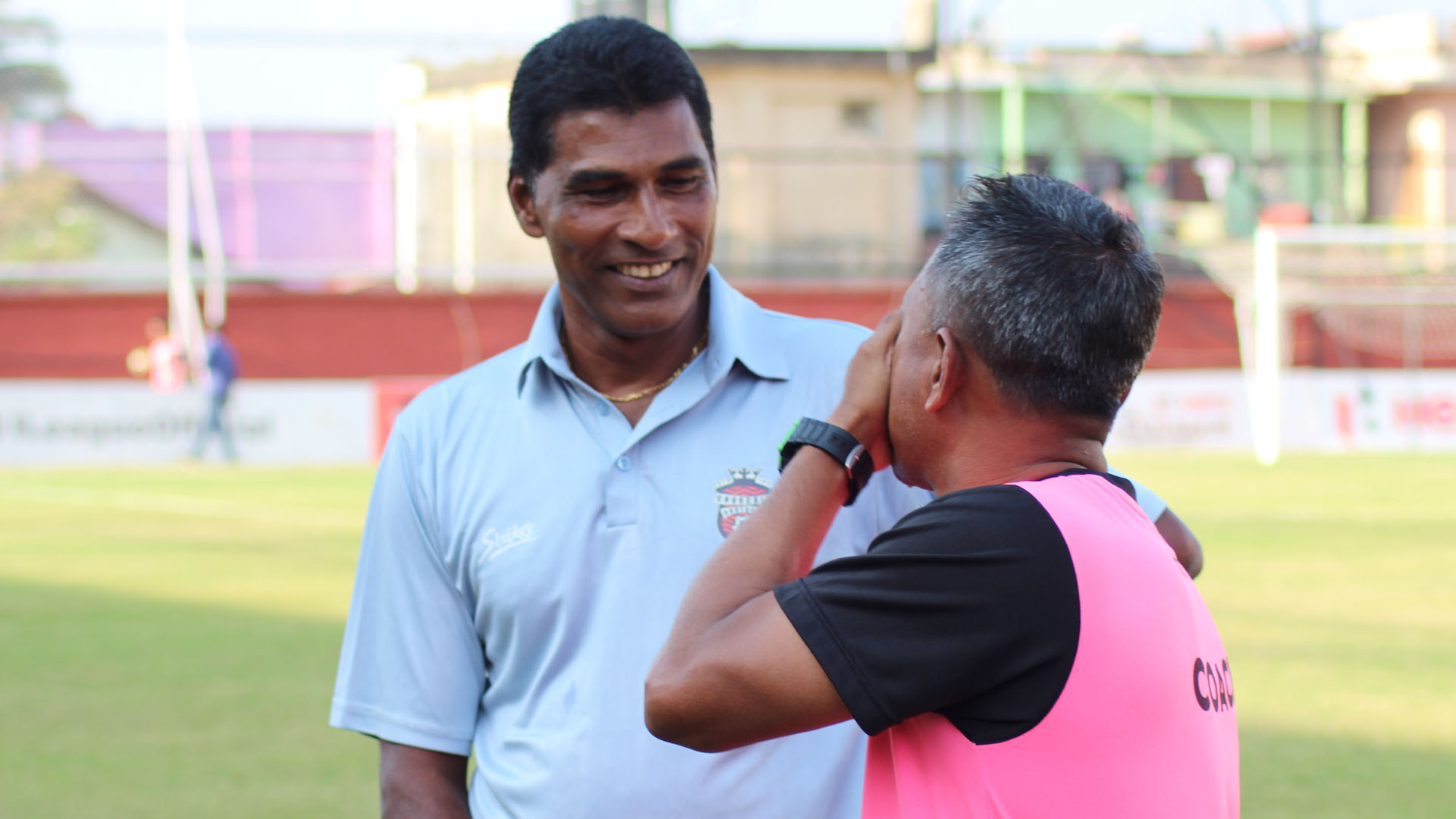 Alfred Fernandes Churchill Brothers Minerva Punjab FC I-League 2017/2018