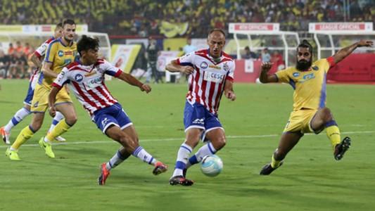 Kerala Blasters FC ATK ISL Season 4 2017/2018