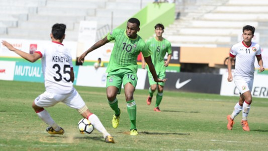 Jean Joachim Chennai City FC Shillong Lajong FC I-League 2017/2018