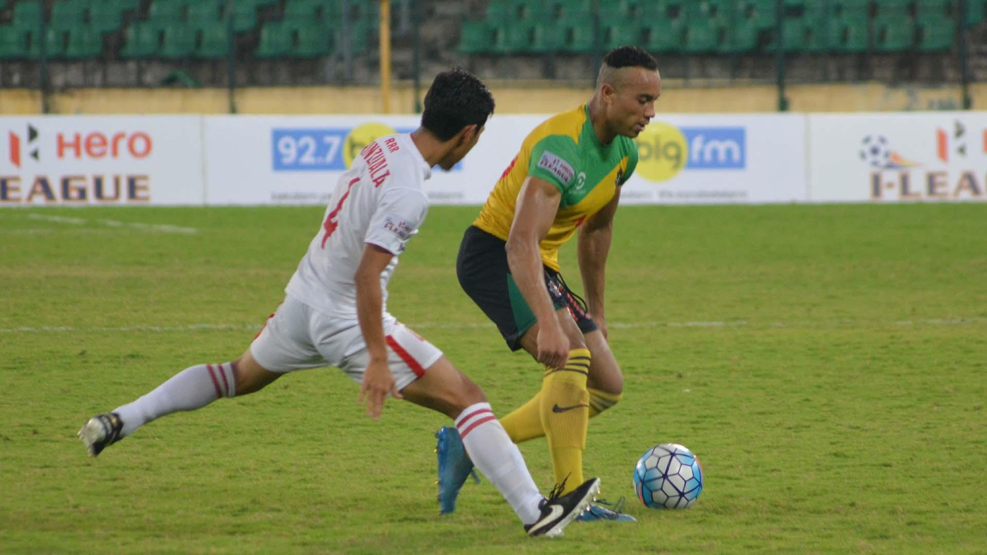 Chennai City FC Aizawl FC I-League 2017