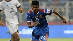 Romeo Fernandes FC Goa Mumbai City FC ISL season 2