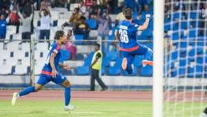 Marjan Jugovic Bengaluru FC Aizawl FC I-League 2017