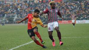 East Bengal Mohun Bagan I-League 2017