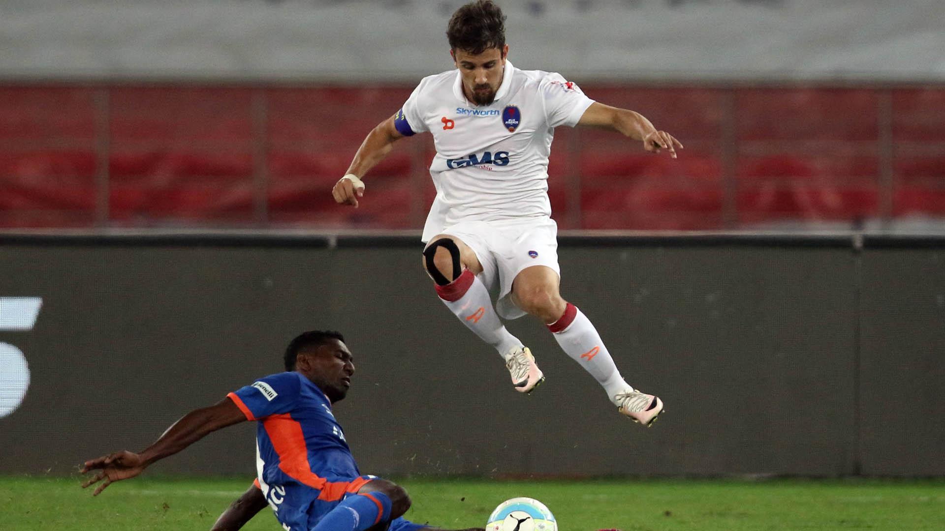 Marcelinho Delhi Dynamos FC FC Goa ISL season 3 2016