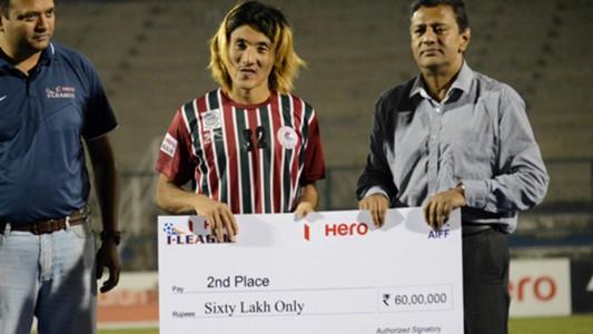 Katsumi Yusa Mohun Bagan Bengaluru FC I-League