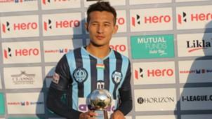 Chencho Gyeltshen NEROCA FC Minerva Punjab FC I-League 2017/2018