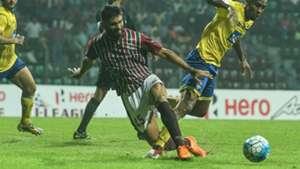 Anas Edathodika Mohun Bagan I-League 2017