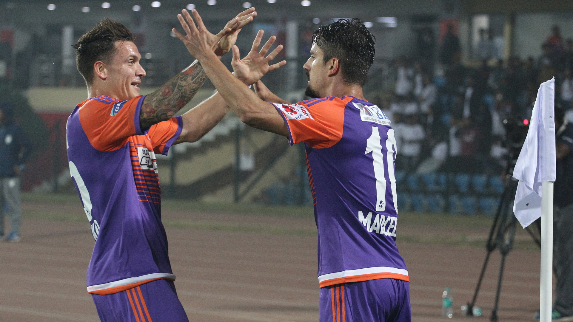 Crunch derby for Mumbai City
