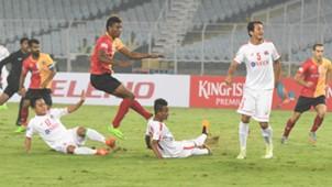 East Bengal Aizawl FC I-League 2017/2018