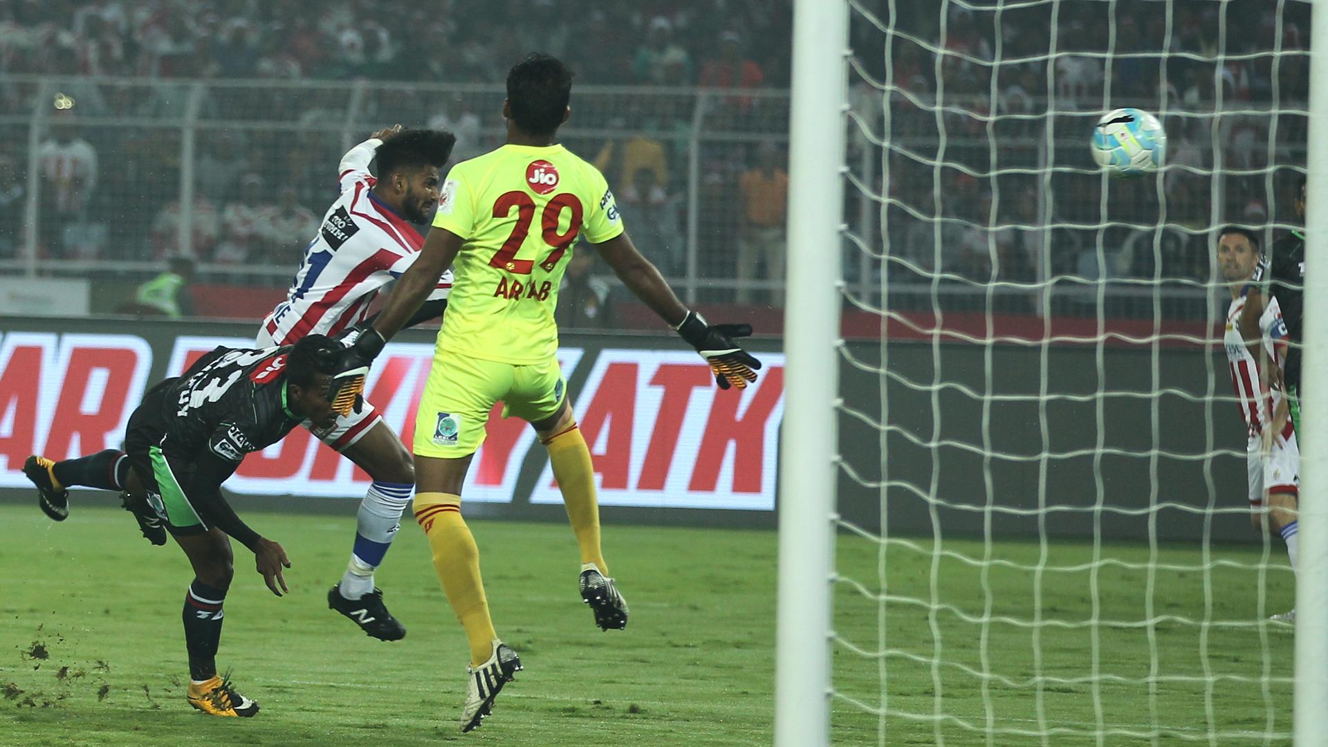 ATK Delhi Dynamos FC ISL 4 2017/2018