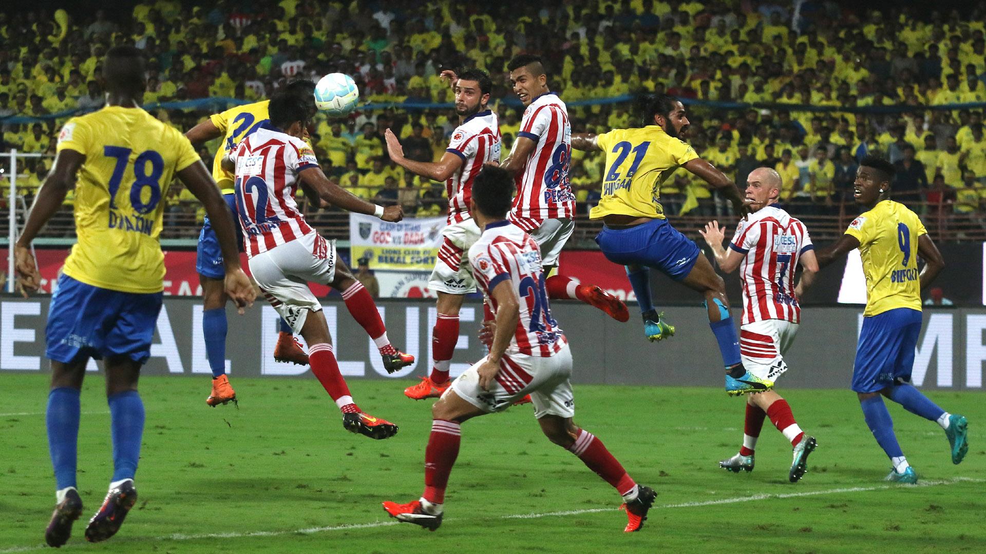 ISL 2017: ATK vs Kerala Blasters opening game shifted to Kochi, Kolkata to host finals