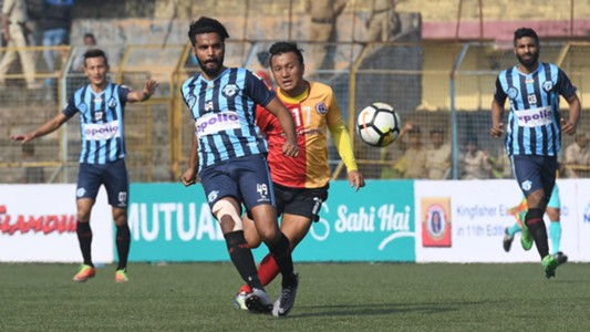 Amandeep Singh East Bengal Minerva Punjab FC I-League 2017/2018