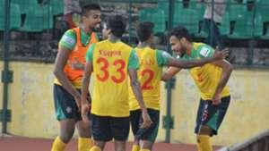 Chennai City FC East Bengal FC I-League 2017