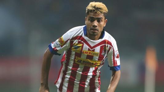 Prabir Das Atletico de Kolkata NorthEast United FC ISL season 3 2016