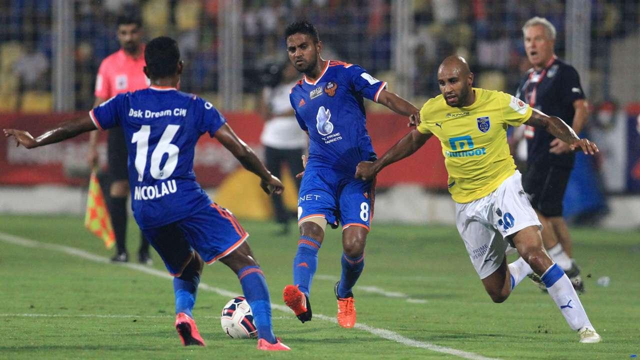 FC Goa Kerala Blasters FC ISL season 2