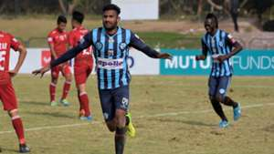 Gagandeep Bali Minerva Punjab FC Shillong Lajong FC I-League 2017/2018