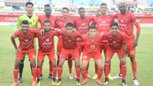 Churchill Brothers I-League 2017/2018