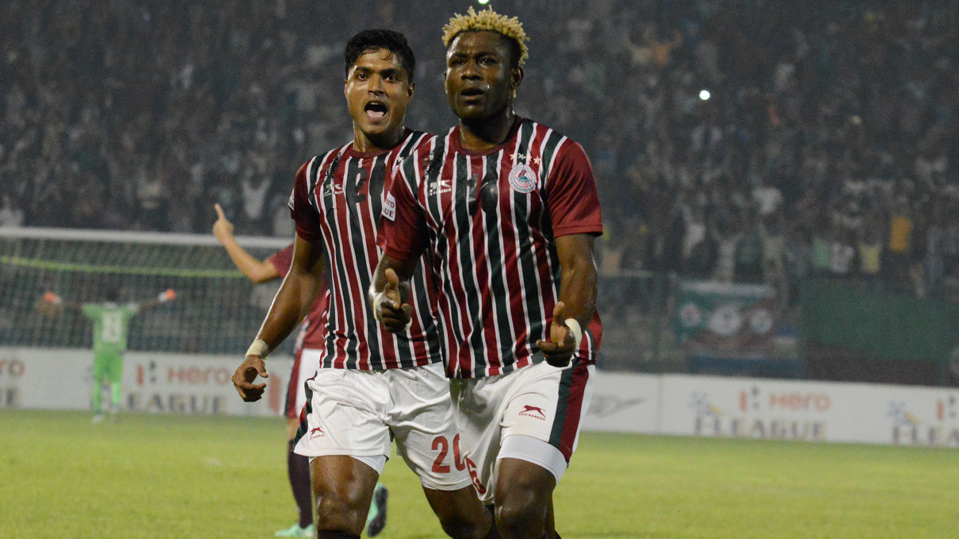 Sony Norde Mohun Bagan East Bengal I-League 2017