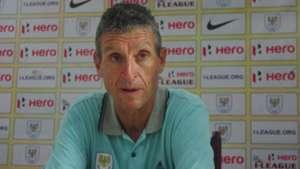 Trevor Morgan Dempo SC I-League