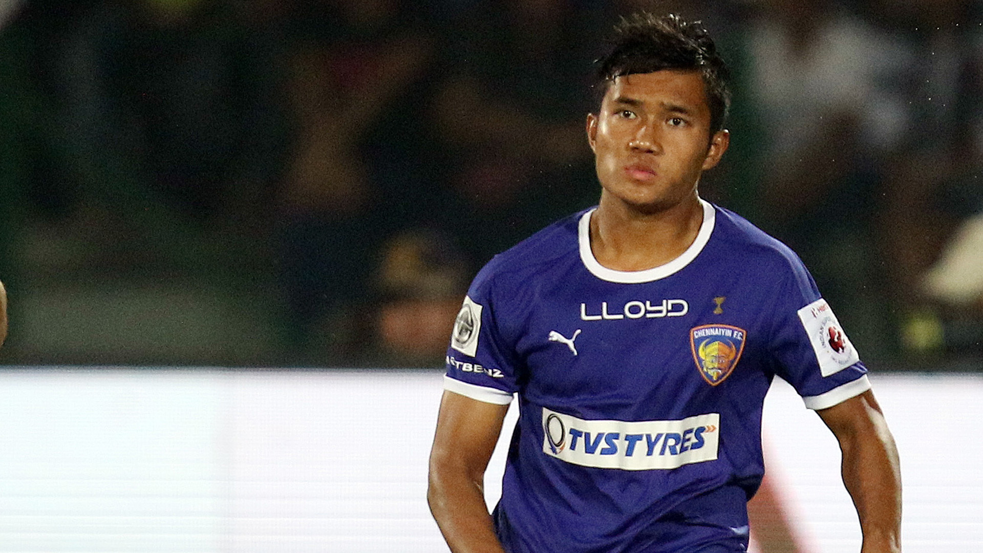 Jerry Lalrinzuala NorthEast United FC Chennaiyin FC ISL season 3 2016