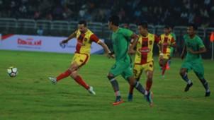 Khaled Alsaleh Gokulam FC Chennai City FC I-League 2017/2018