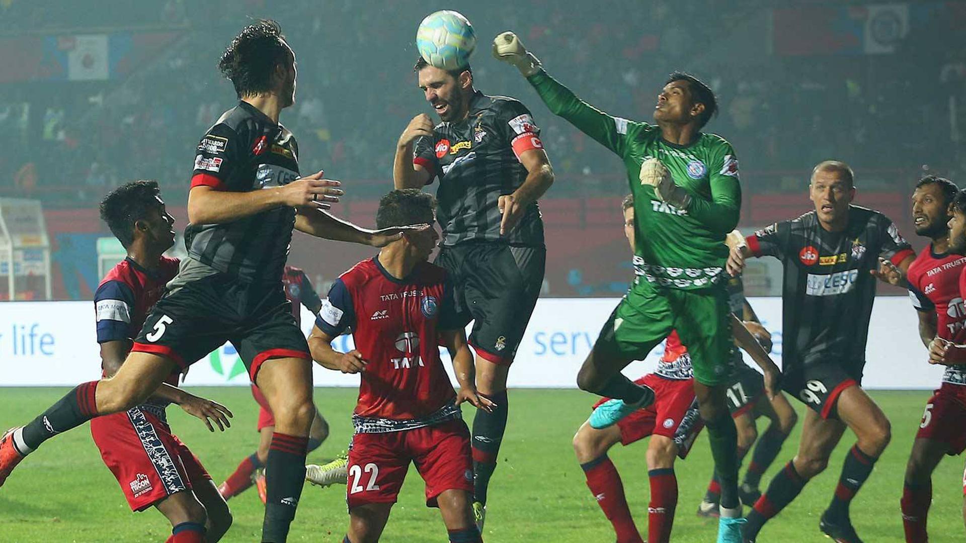 Jamshedpur FC ATK ISL Season 4 2017/2018