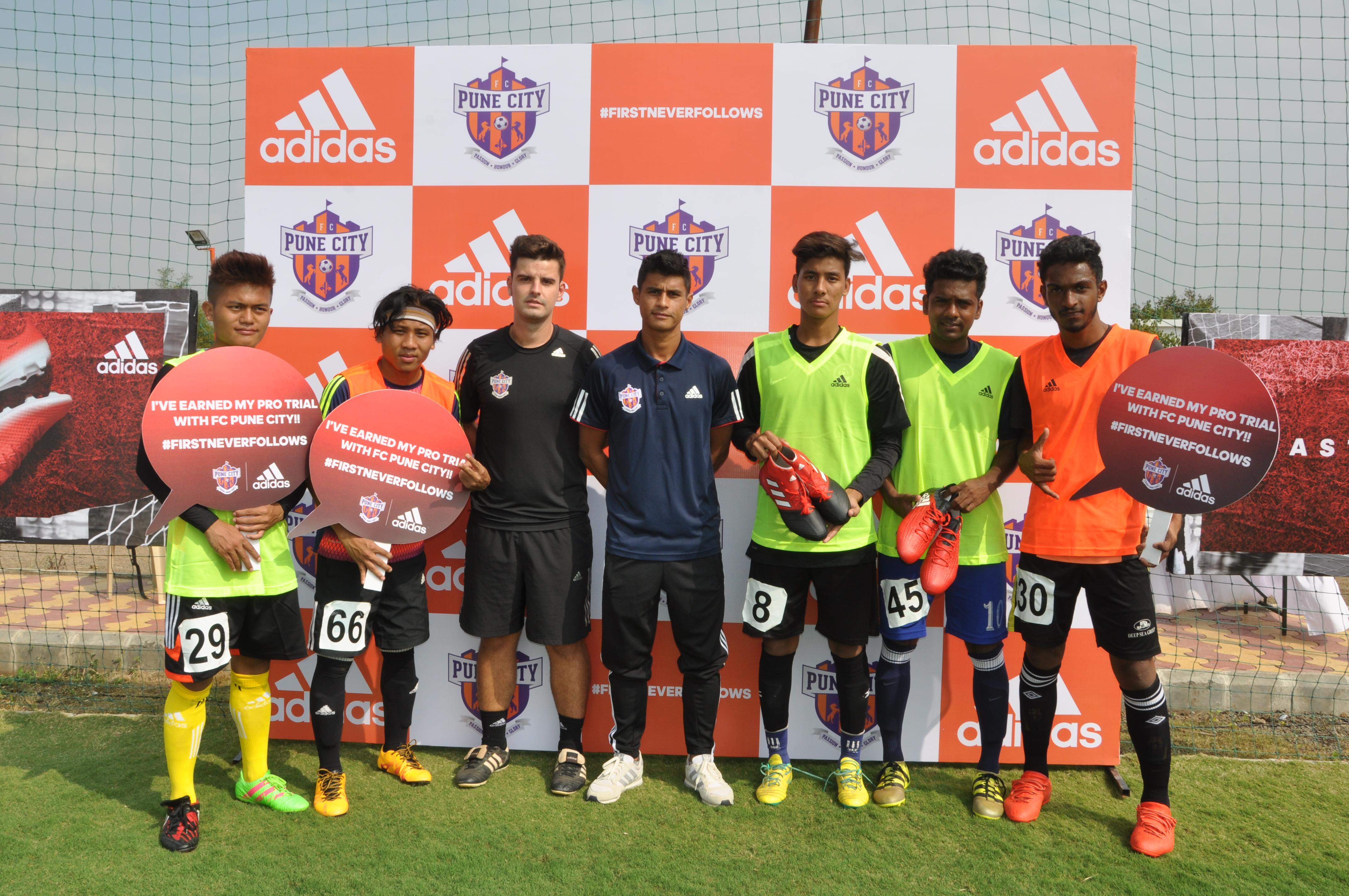 Adidas FC Pune City