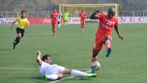 Alfred Jaryan Aizawl FC Mohun Bagan I-League