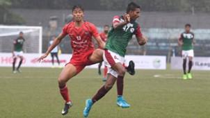 Sk.Faiaz Mohun Bagan Churchill Brothers SC I-League 2017/2018