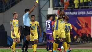 Sandesh Jhingan FC Pune City Kerala Blasters FC ISL 4 2017/2018