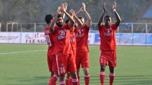 Aizawl FC Minerva Punjab FC I-League 2017
