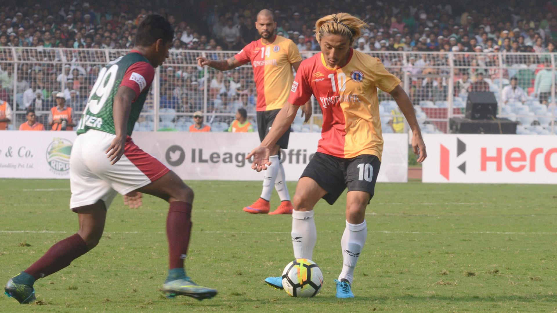 I-League 2017 LIVE: East Bengal vs Shillong Lajong