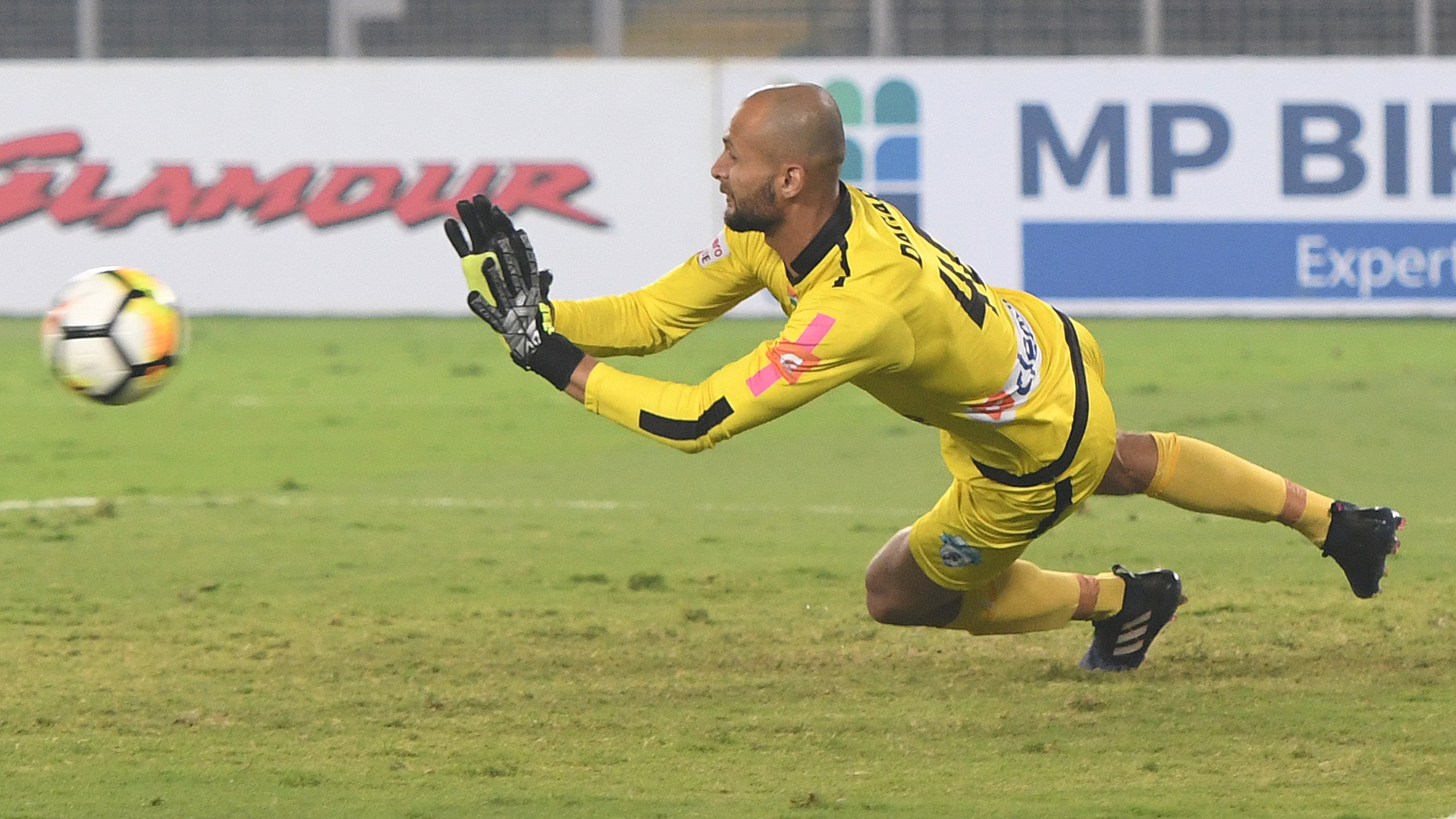 Rakshit Dagar Mohun Bagan Minerva Punjab FC I-League 2017/2018