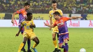Kerala Blasters FC FC Pune City ISL 4 2017/2018
