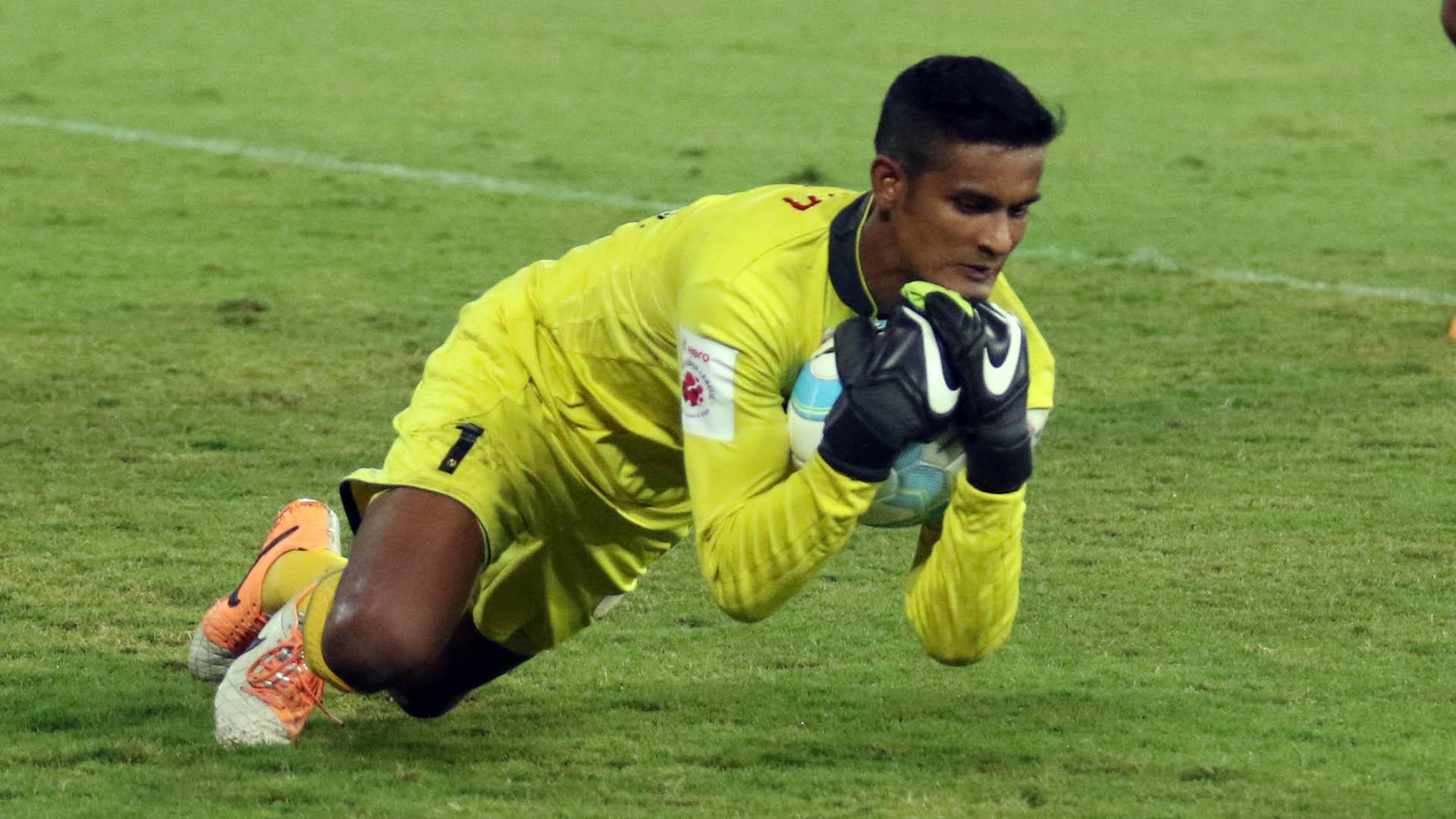 Subrata Paul Chennaiyin FC NorthEast United FC ISL season 3 2016
