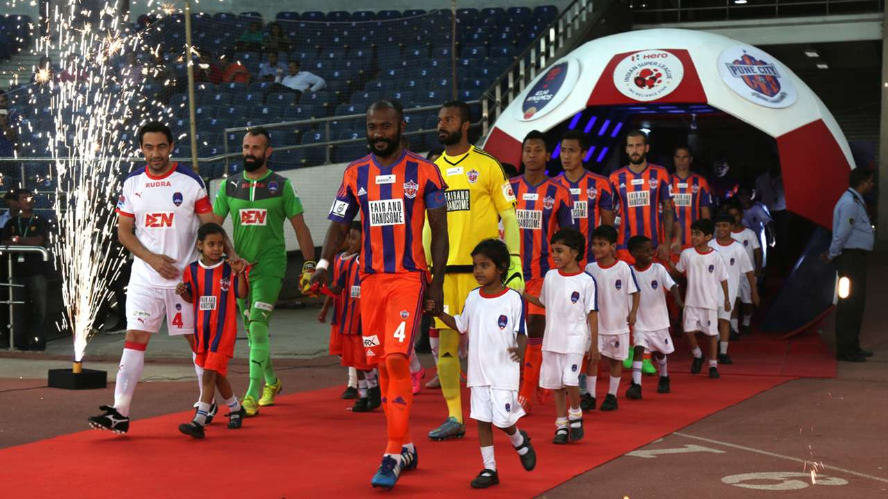 Delhi Dynamos FC FC Pune City ISL season 2