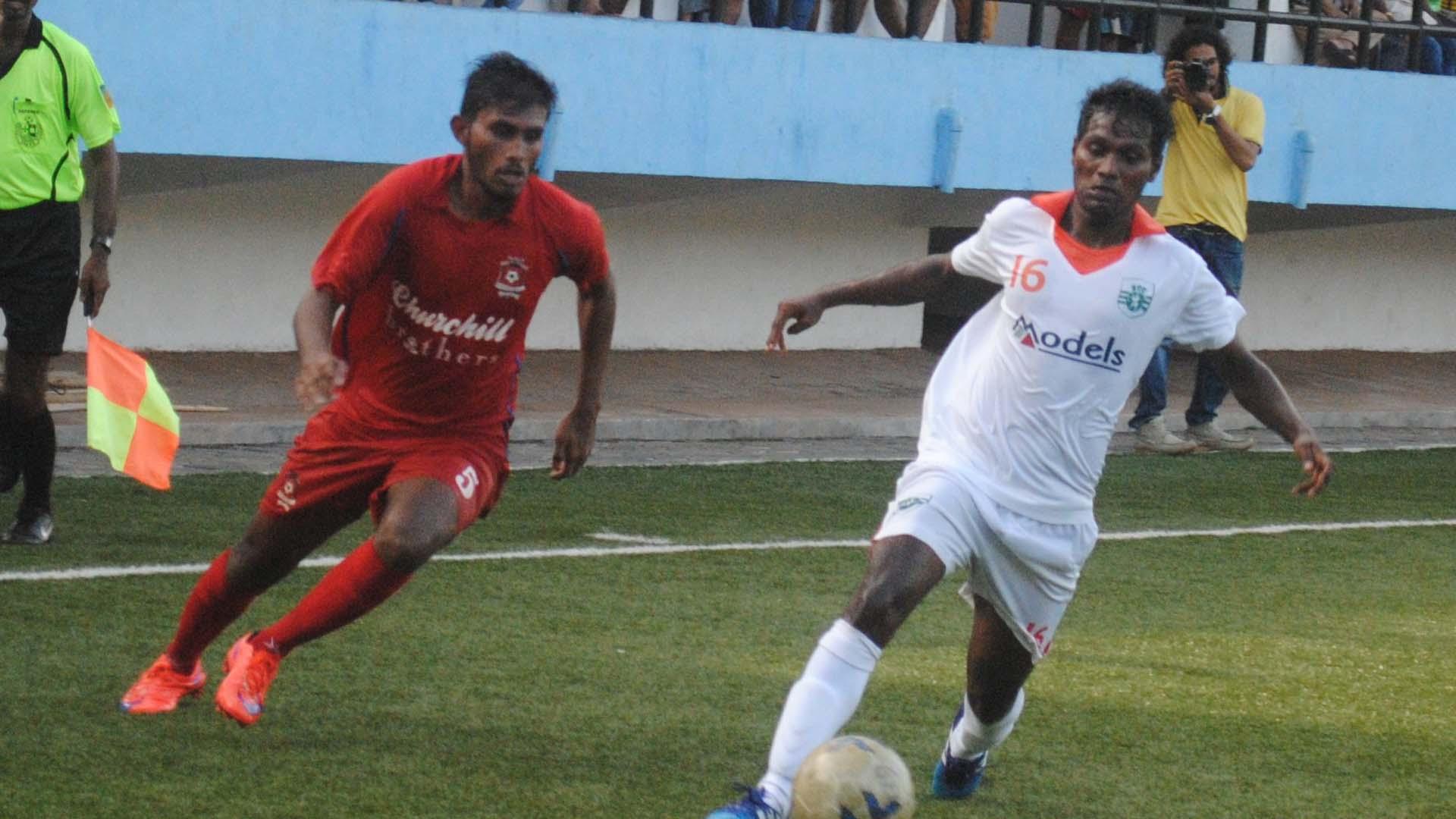 Churchill Brothers SC Sporting Clube de Goa Goa Pro League