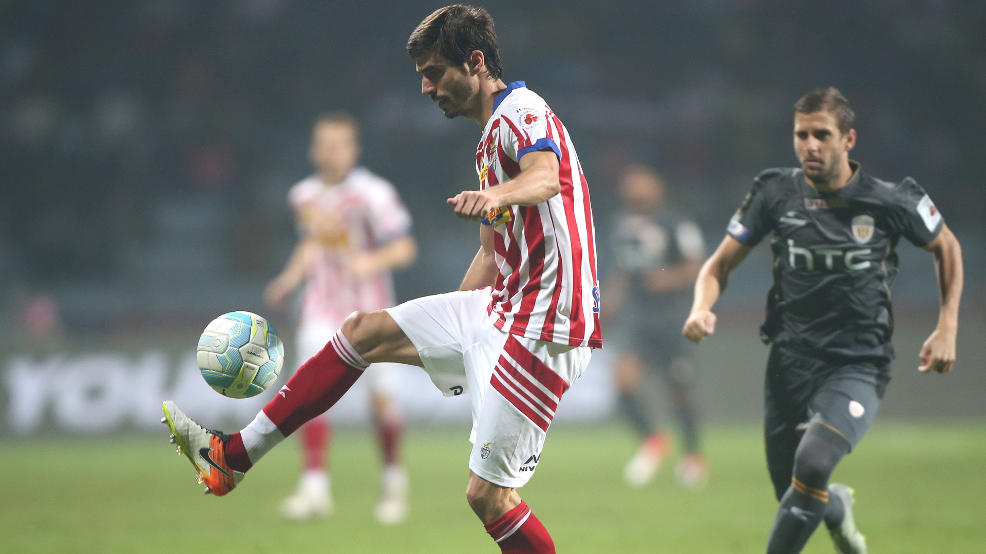 Henrique Sereno Atletico de Kolkata NorthEast United FC ISL season 3 2016