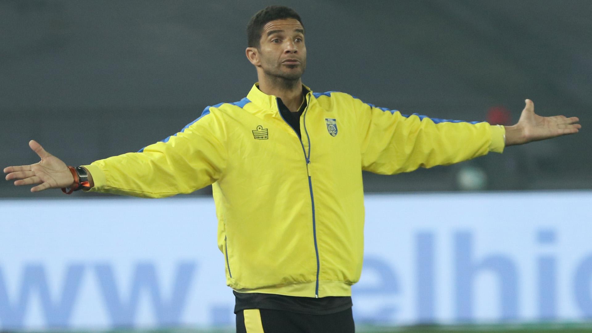 ISL: Kerala striker Hume's hat-trick overwhelms Delhi