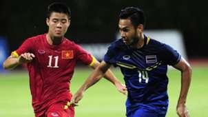 Pakorn Parmpak Duy Manh Do Thailand Vietnam 28th Southeast Asian Games