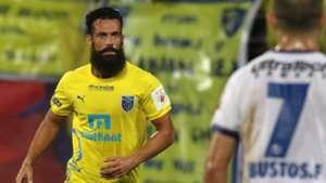 Victor Herrero Forcada Kerala Blasters FC Mumbai City FC ISL season 2 10102015