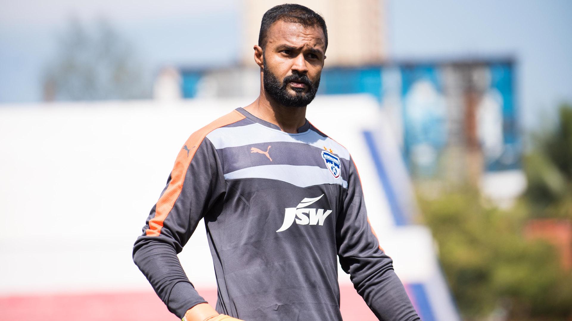 Arindam Bhattacharya Bengaluru FC