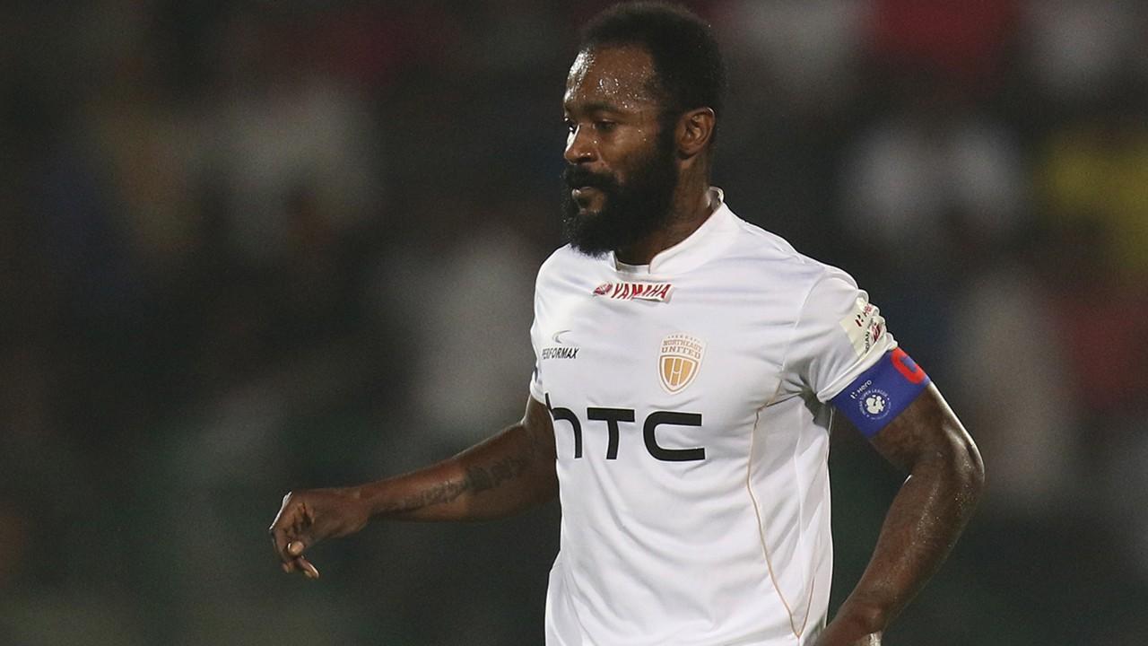 Didier Zokora NorthEast United FC Chennaiyin FC ISL season 3 2016