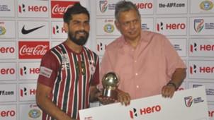 Balwant Singh Mohun Bagan DSK Shivajians FC Federation Cup 2017