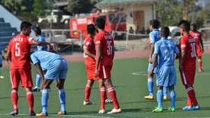 Aizawl FC Churchill Brothers SC I-League 2017