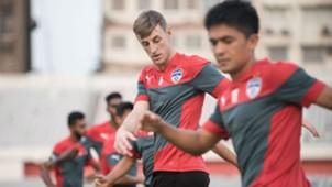 Bengaluru FC AFC Cup training session 2017