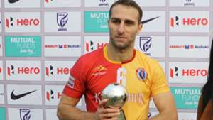 Mahmoud Al Amna Indian Arrows East Bengal I-League 2017/2018