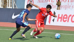 H Lalmuankima Aizawl FC Minerva Punjab FC I-League 2017