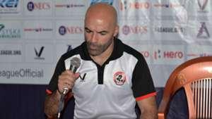 Paulo Coelho Aizawl FC Churchill Brothers I-League 2017/2018